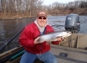 Phil with a nice spring chrome