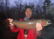 Ed with a double strip steelhead