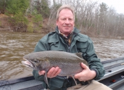 Mark With A Nice 2104 Spring Steelhead