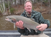 Mark With A Really Nice 2014 Spring Steelhead
