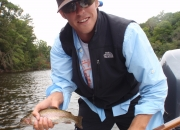 PGA Touring Pro Brad Gehl Enjoying Some Fly Fishing