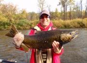 Ed with a nice 2014 King Salmon