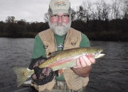 Dave Hulswit 20 inch Muskegon River Rainbow