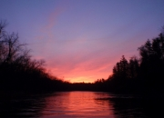 Early Morning February Sun Rise!