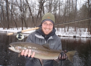 Muskegon River Winter Steelhead