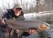 Jeff's March Steelhead