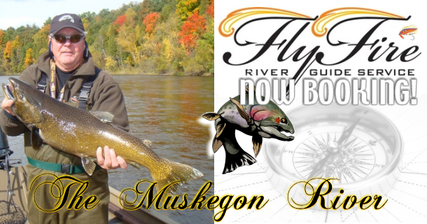 Fly Fishing Trips Muskegon River
