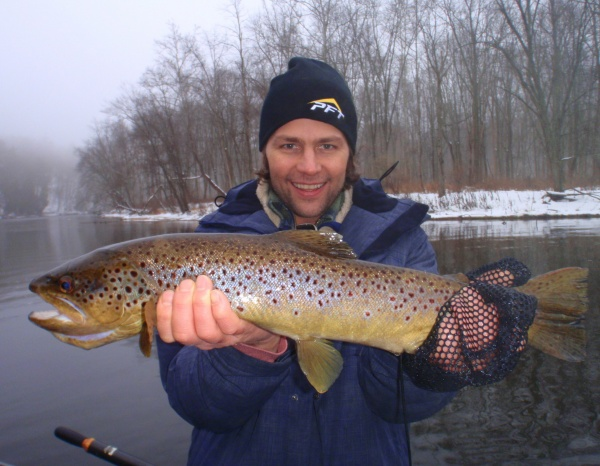 Joe's 25 Inch Muskegon River Brown