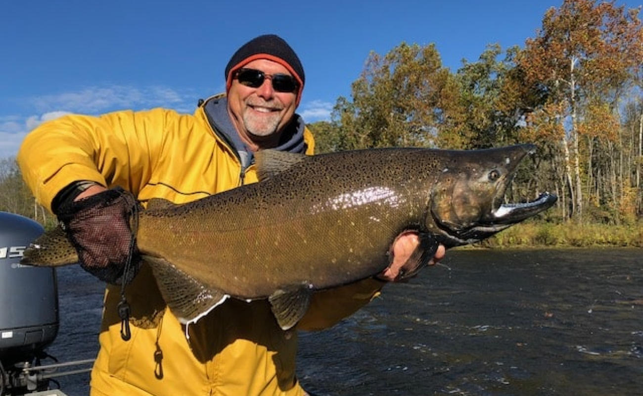 Muskegon River Fishing Guide & Charter   Fly Fire River