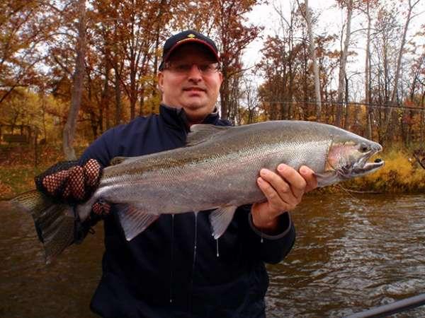 Muskegon River Fishing