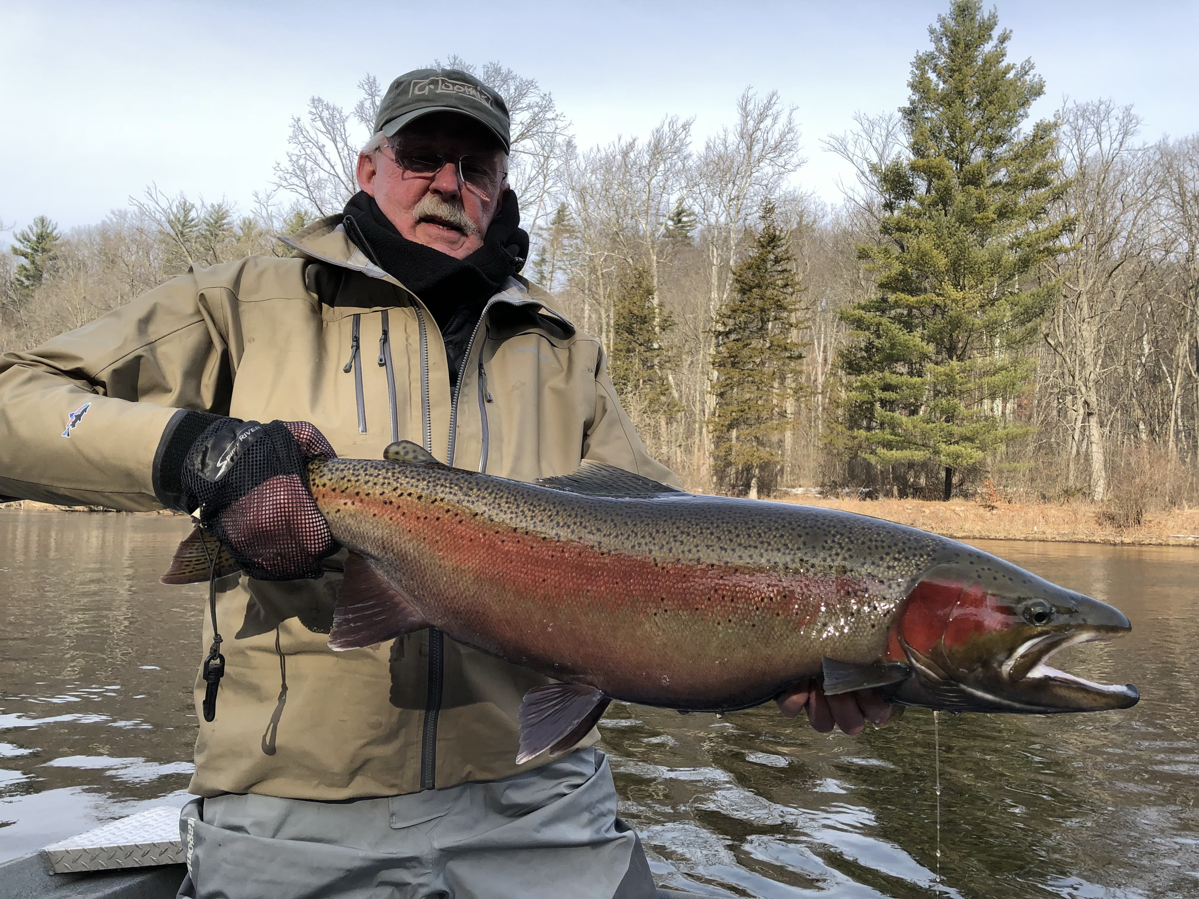 Outdoor news photos and reports illinois outdoors autos post for Dream stream fishing report
